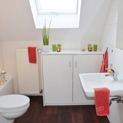 Bathrooms - The Most Critical Area in Your Home That Needs Waterproofing - The Happy Homes