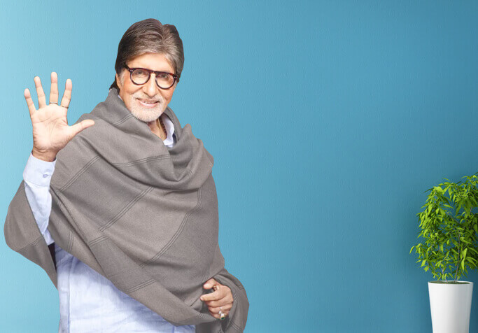 Amitabh Bacchan 5 Point Water Proofing Solutions