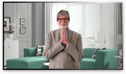 Amitabh Bacchan Video Thumbnail